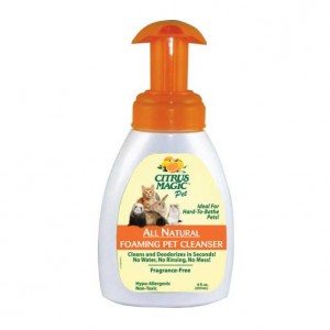 Citrus Magic Foaming Pet Cleaner